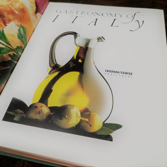 Gastronomy Cookbook